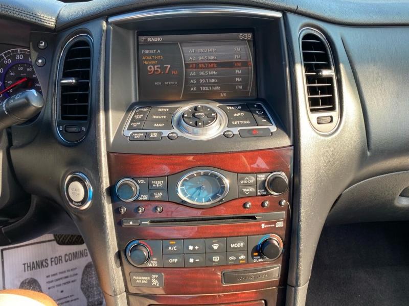Infiniti EX35 2009 price $12,995