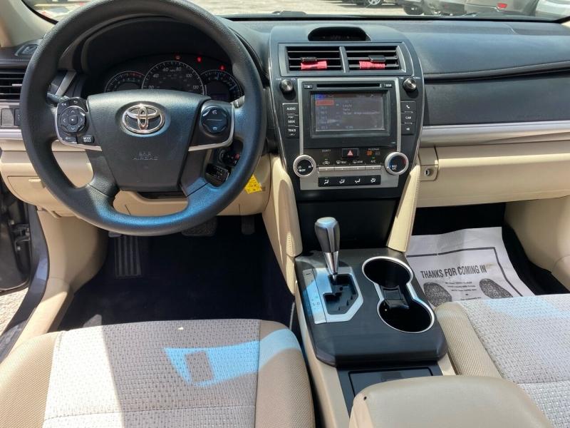Toyota Camry 2012 price $10,995