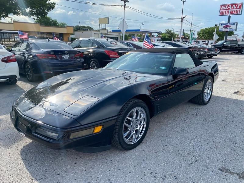 Chevrolet Corvette 1995 price $11,995