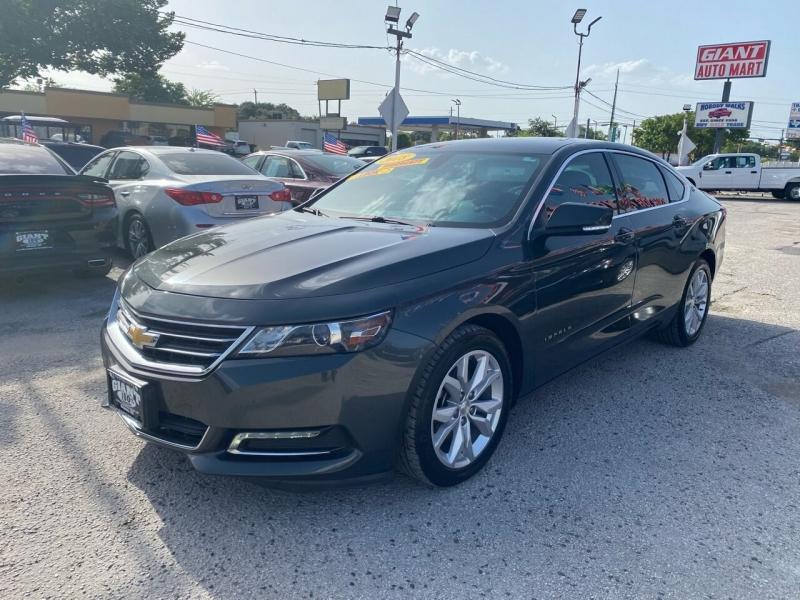 Chevrolet Impala 2018 price $21,995