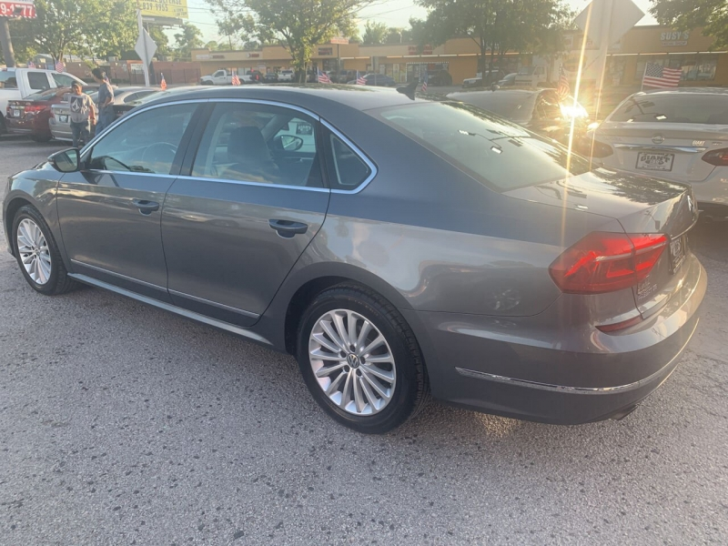 Volkswagen Passat 2016 price $12,995