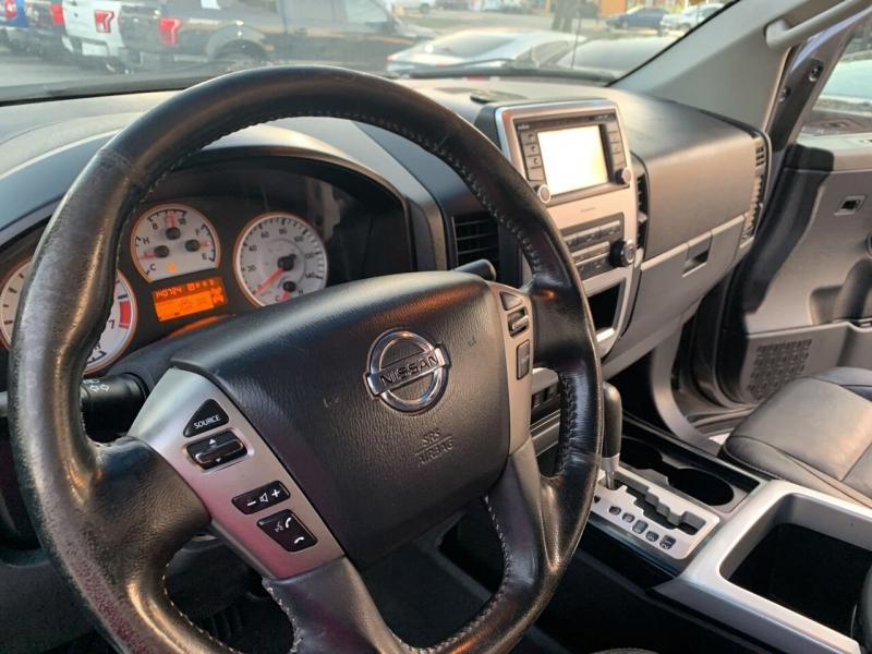 Nissan Titan 2013 price $17,995