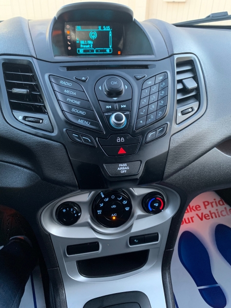 Ford Fiesta 2015 price $6,999