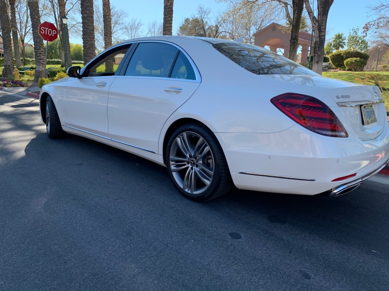 Mercedes-Benz S-Class 2018 price $75,000