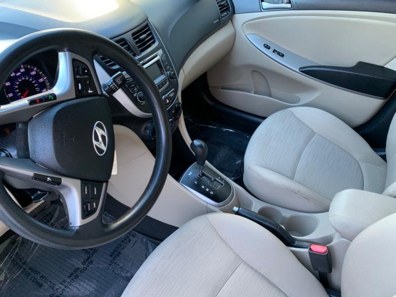Hyundai Accent 2016 price $6,499