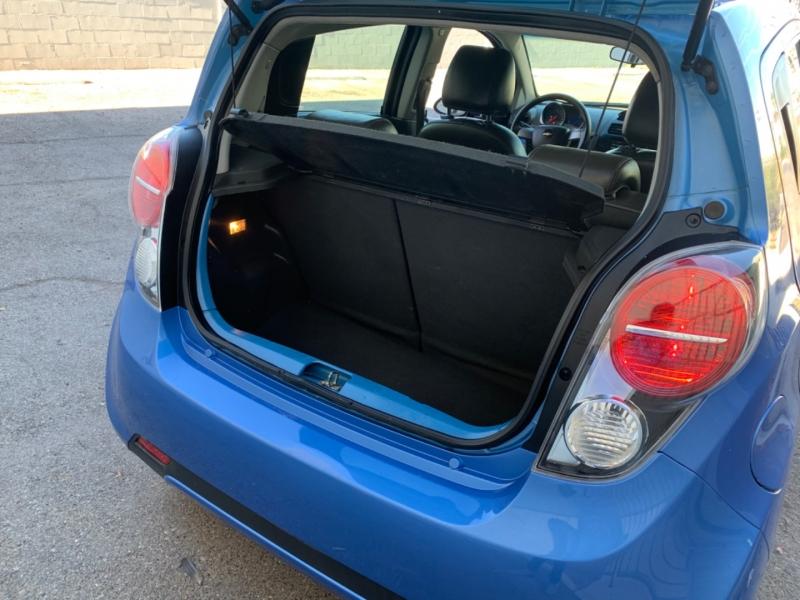Chevrolet Spark 2014 price $4,500
