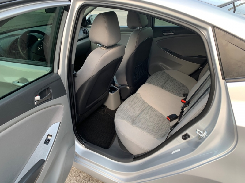 Hyundai Accent 2017 price $10,499