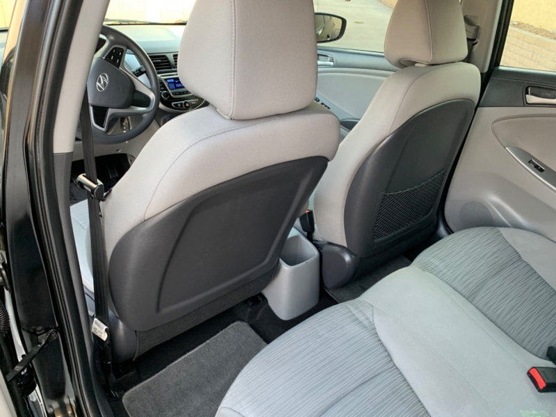 Hyundai Accent 2016 price $7,999