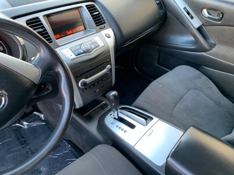 Nissan Murano 2013 price $7,999