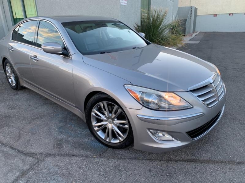 Hyundai Genesis 2012 price $8,999