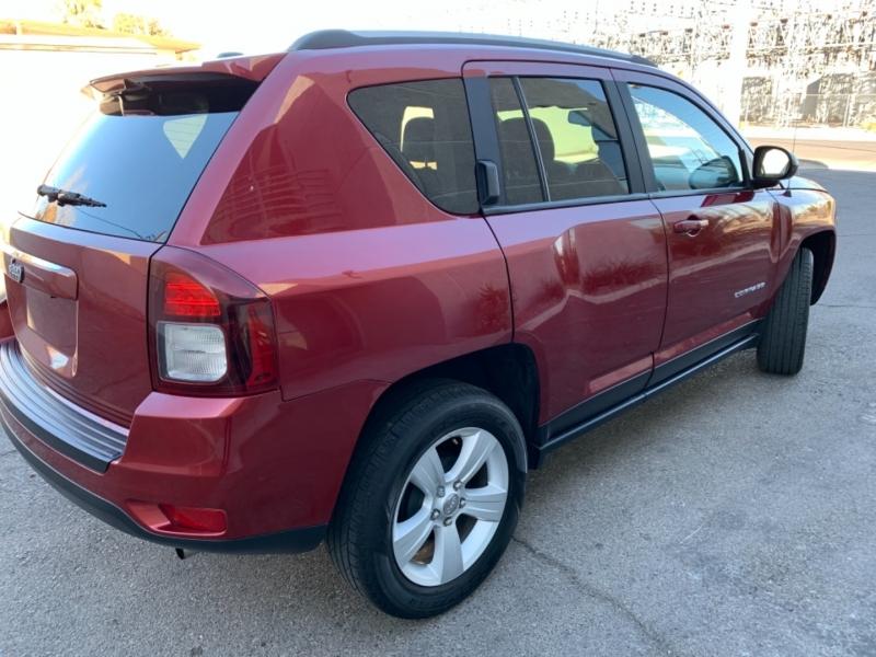 Jeep Compass 2016 price $9,500