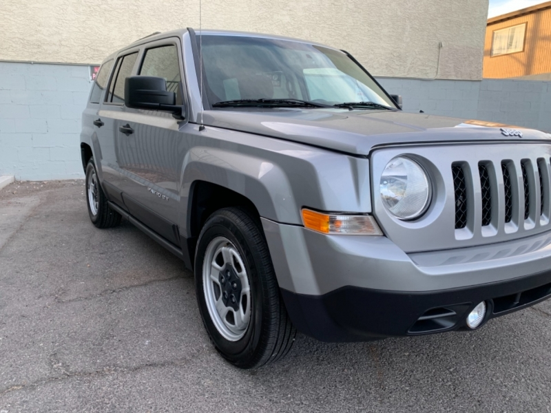 Jeep Patriot 2017 price $8,499