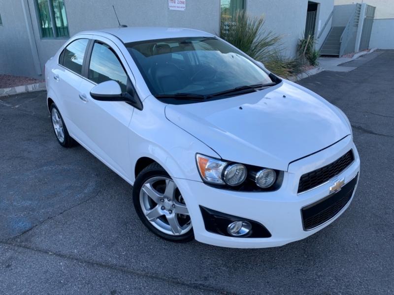 Chevrolet Sonic 2016 price $8,499