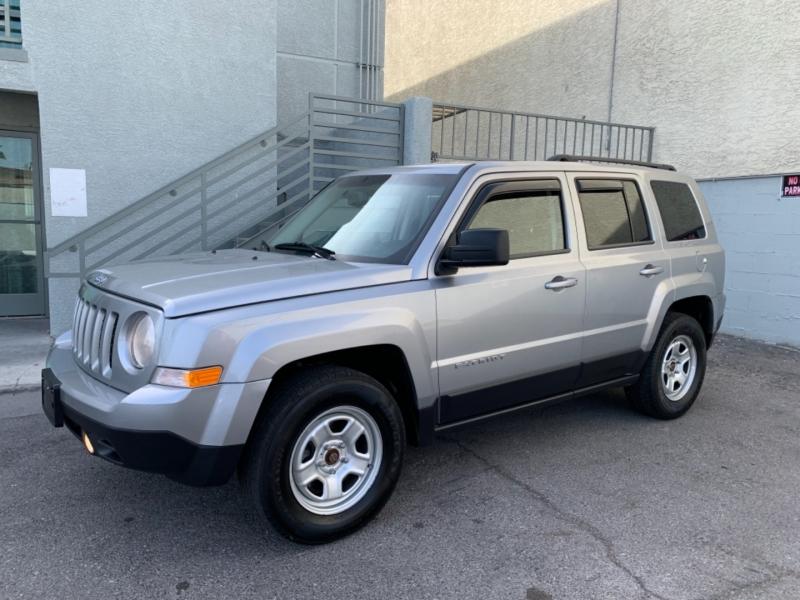 Jeep Patriot 2016 price $8,499