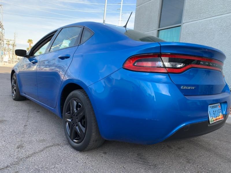 Dodge Dart 2016 price $8,999