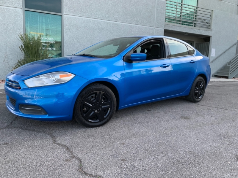 Dodge Dart 2016 price $8,999