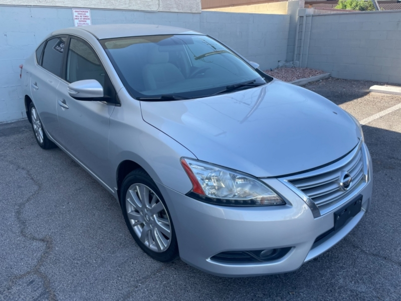 Nissan Sentra 2013 price $7,999
