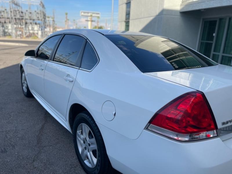 Chevrolet Impala 2010 price $5,500