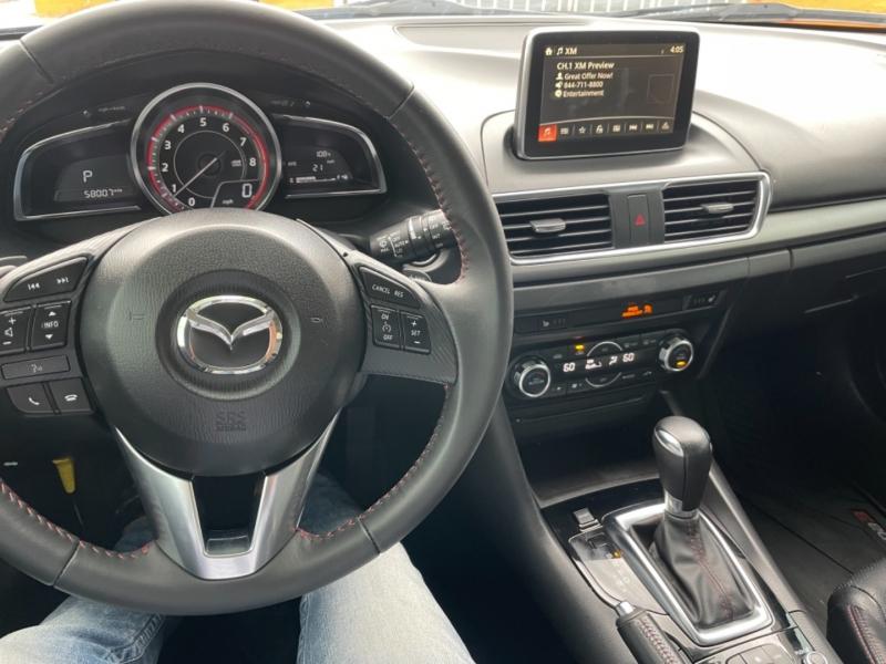 Mazda Mazda3 2016 price $12,500