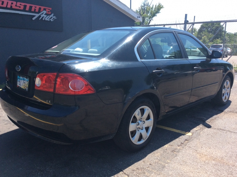 Kia Optima 2007 price $3,500