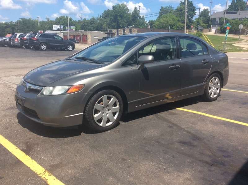 Honda Civic Sdn 2008 price $4,599