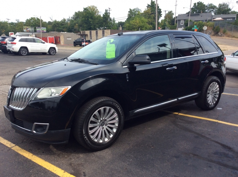 Lincoln MKX 2012 price $7,500