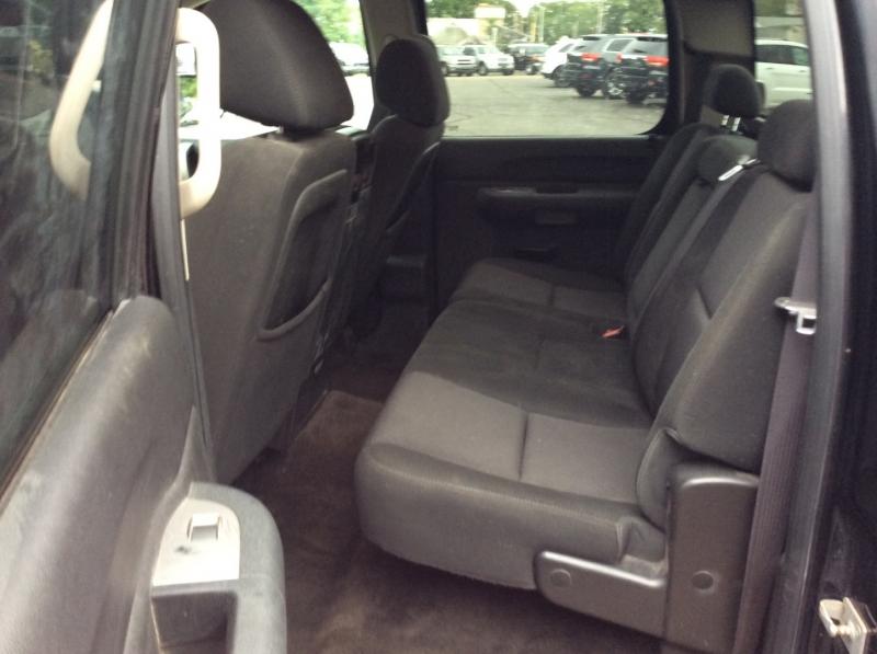 Chevrolet Silverado 1500 2012 price $18,500