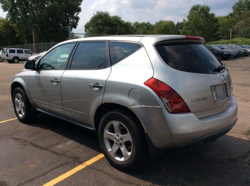 Nissan Murano 2003 price $3,150