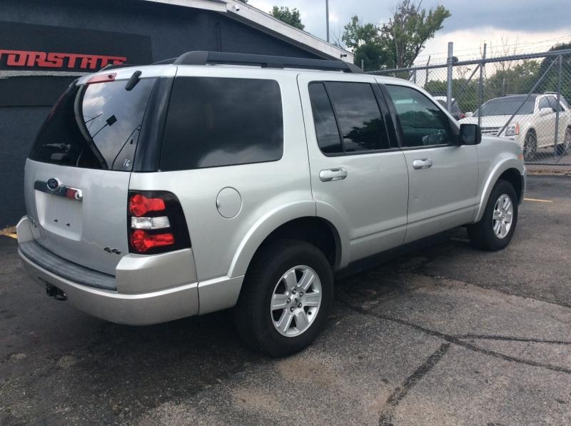 Ford Explorer 2010 price $5,000