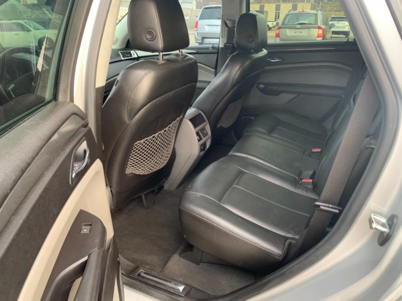 Cadillac SRX 2011 price $8,500