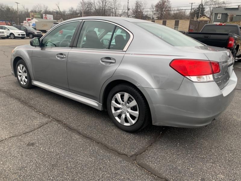 Subaru Legacy 2011 price $5,000