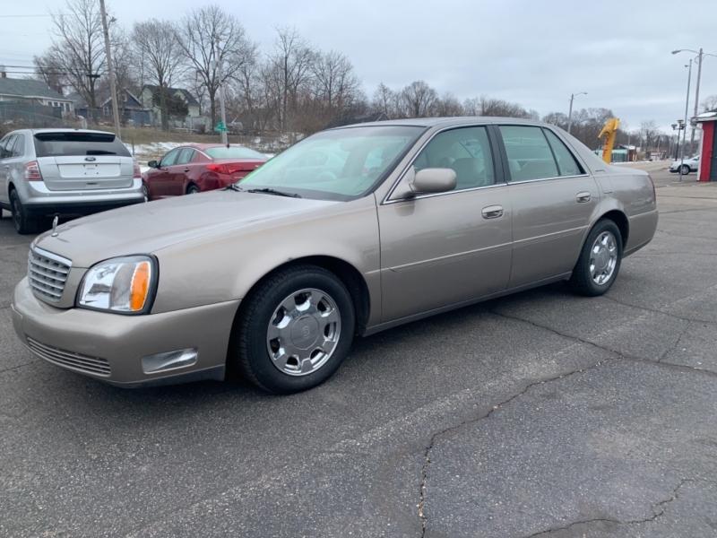 Cadillac DeVille 2000 price $3,850