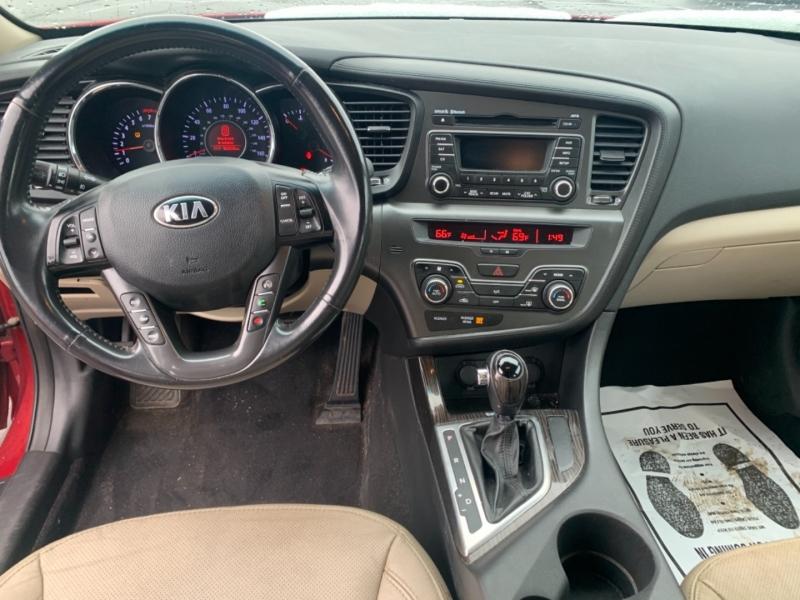 Kia Optima 2013 price $6,850