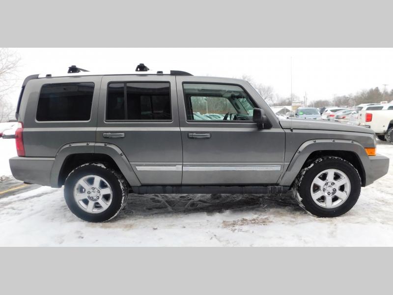 Jeep Commander 2007 price $6,999