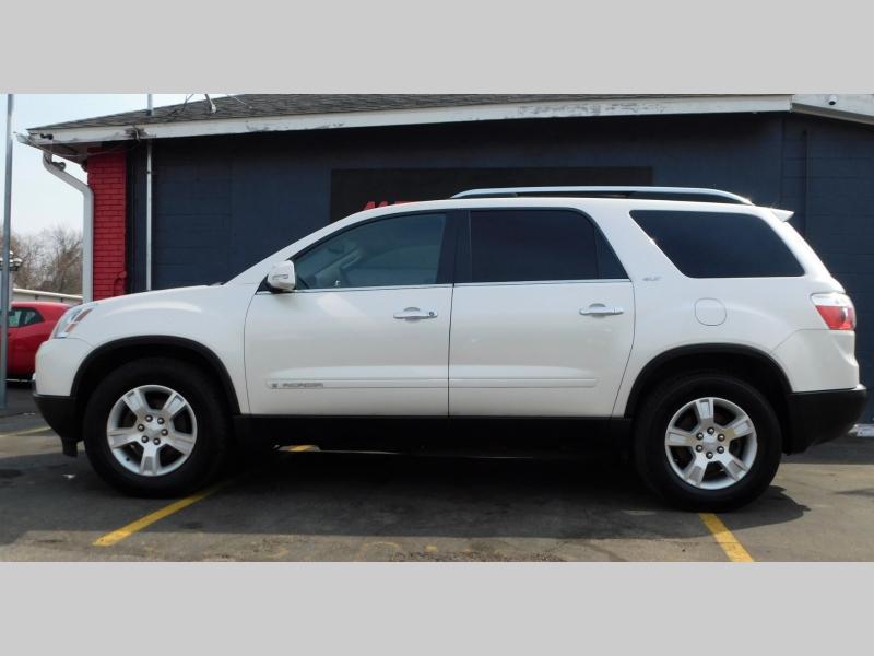 GMC Acadia 2008 price $7,699