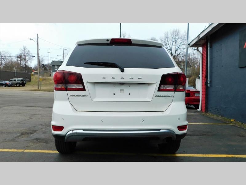 Dodge Journey 2016 price $11,999