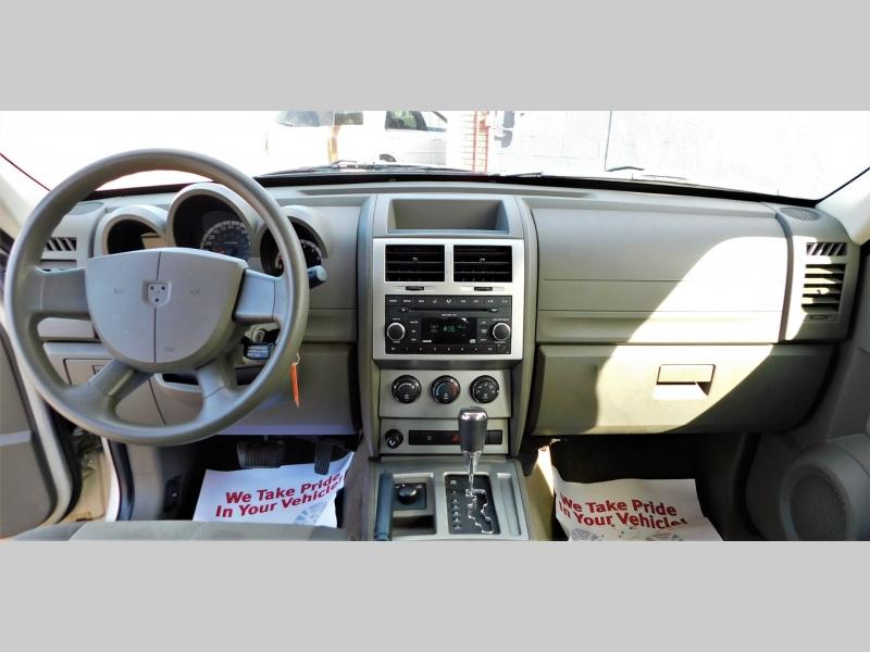 Dodge Nitro 2008 price $5,999