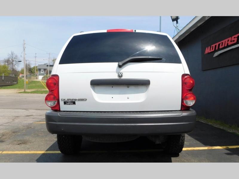 Dodge Durango 2006 price $4,499