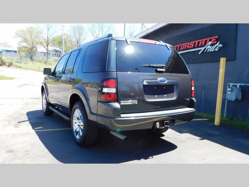 Ford Explorer 2007 price $5,499