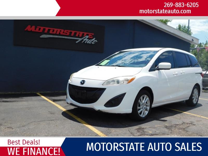 Mazda Mazda5 2012 price $6,999