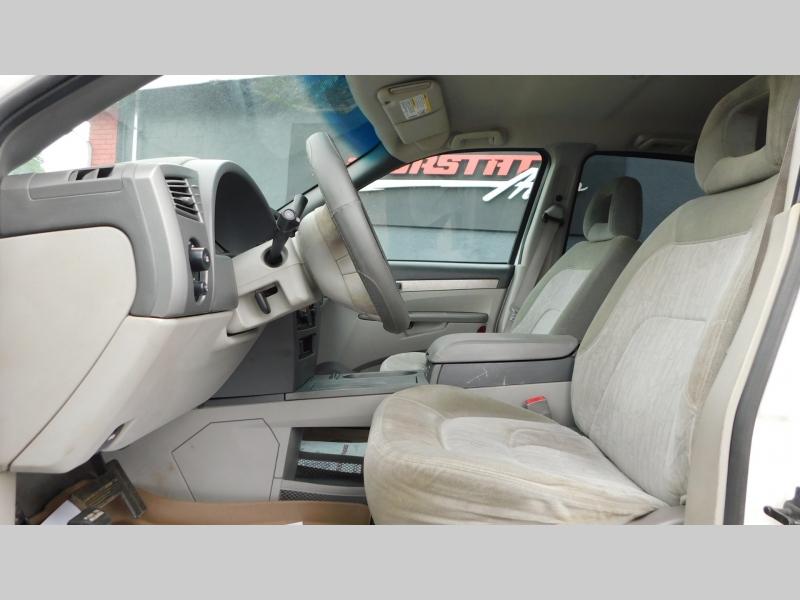 Buick Rendezvous 2002 price $3,499