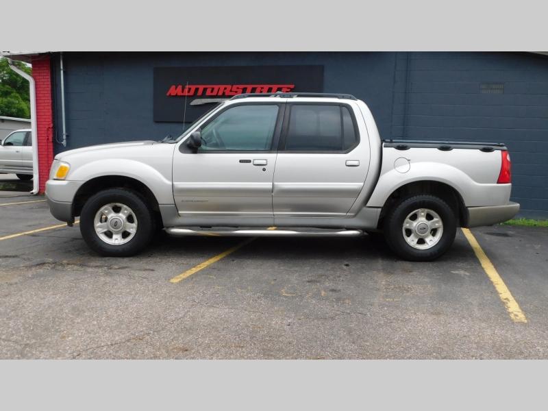 Ford Explorer Sport Trac 2002 price $6,499