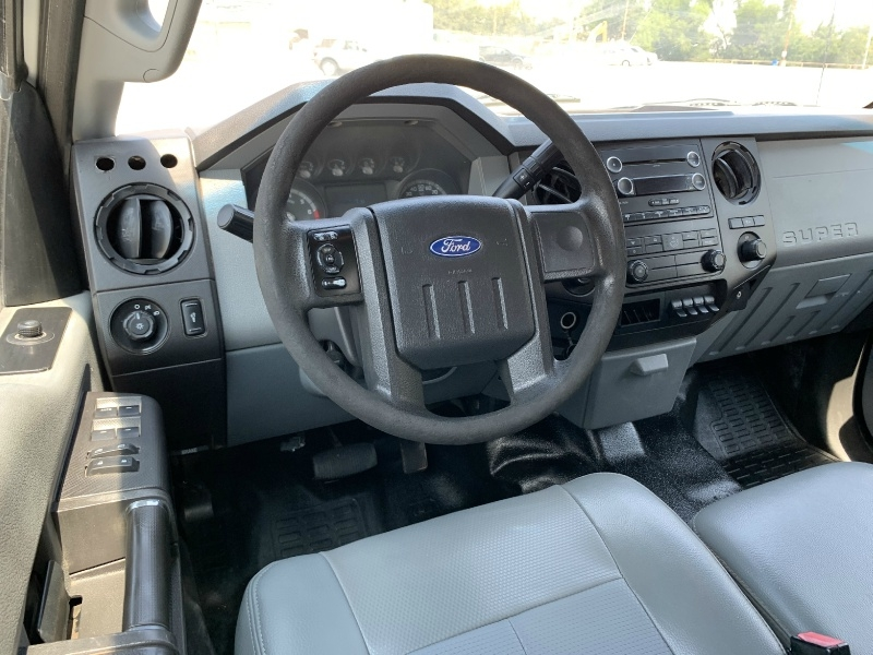 Ford Super Duty F-250 SRW 2012 price $10,990