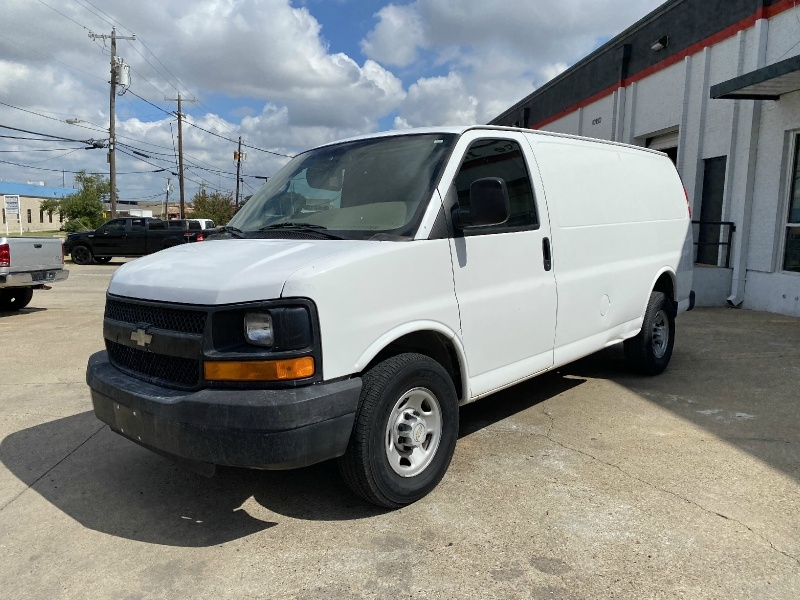 Chevrolet Express Cargo Van 2007 price $5,990