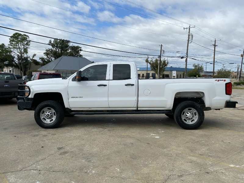 Chevrolet Silverado 2500HD 2015 price $16,990
