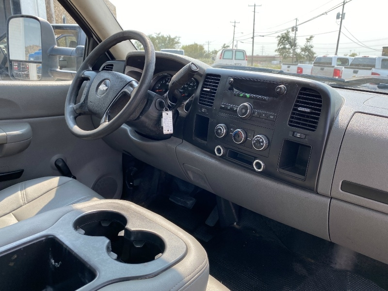 Chevrolet Silverado 2500HD 2009 price $8,500
