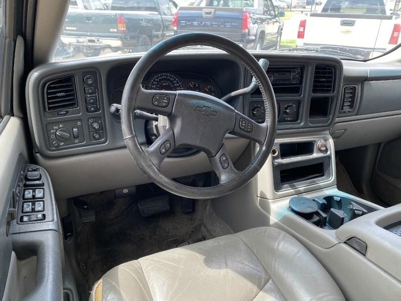 Chevrolet Tahoe 2003 price $5,300