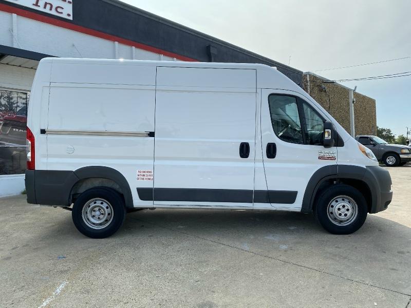 RAM ProMaster Cargo Van 2014 price $13,990