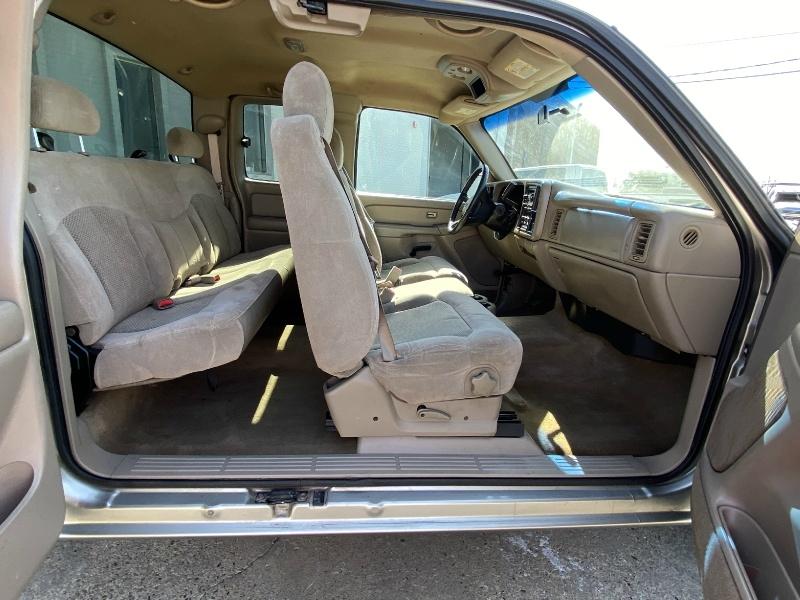 Chevrolet Silverado 1500 2002 price $5,990