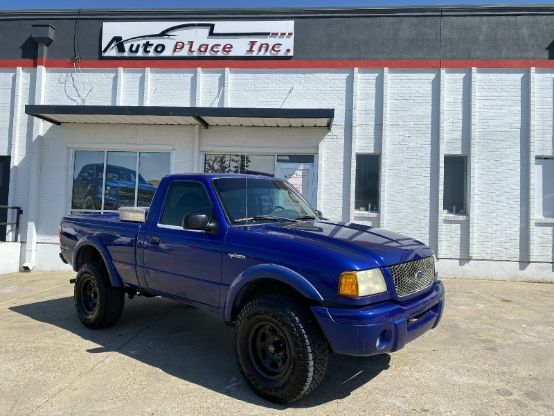 Ford Ranger 2003 price $6,990
